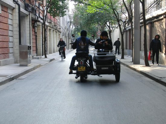 Insiders-Shanghai Private One-day Tour: the other bike