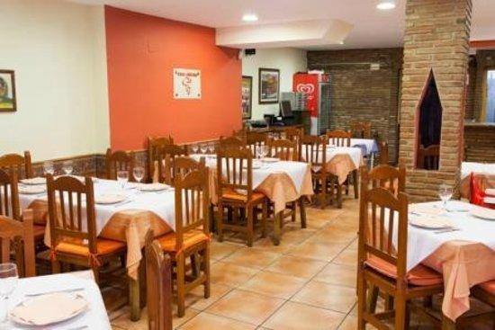 Restaurante Casa Antonio: Imagen salón interior
