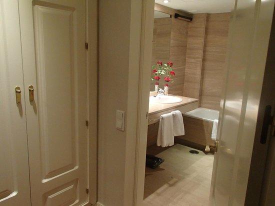 Luxury Suites : Bathroom
