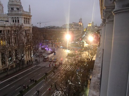 Luxury Suites: best view to the cibeles