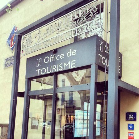 ‪Tourist Office of Narbonne‬
