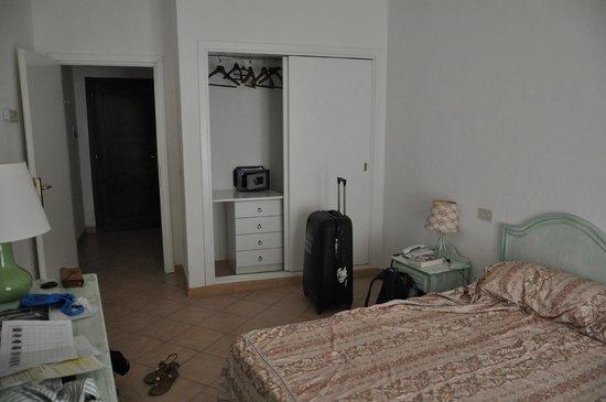 Tre Monti Hotel : Zimmer