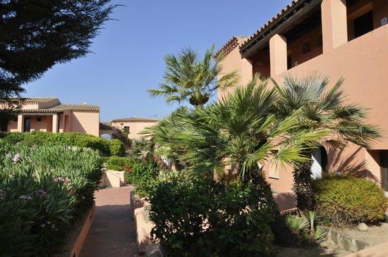 Tre Monti Hotel : Hotelanlage
