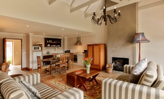 De Zalze Lodge: Luxury One Bedroom Suite