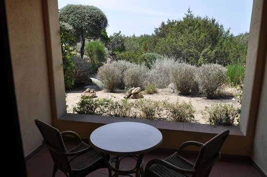 Tre Monti Hotel : Balkon
