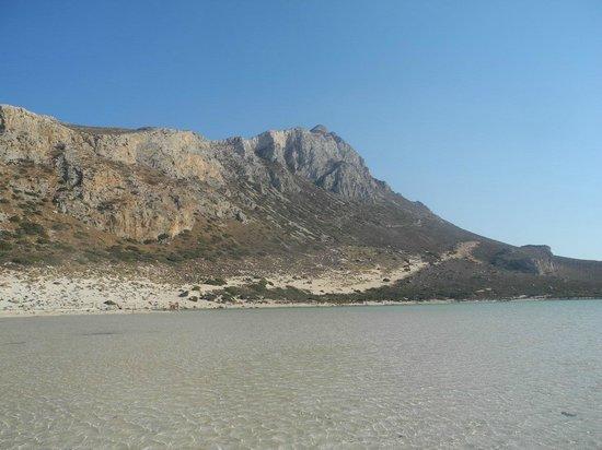 Balos Lagoon : Лагуна Балос