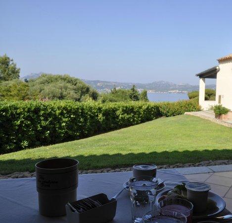 Tre Monti Hotel : Frühstückstisch