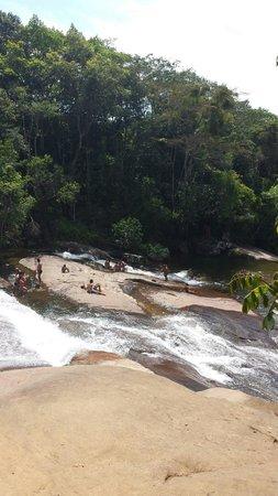 Prumirim  Waterfall: Cachoeira de Prumirim