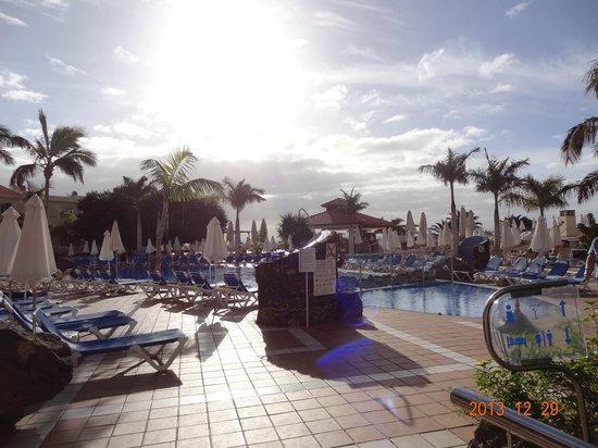 SENTIDO Buganvilla Hotel & Spa: Poolbereich
