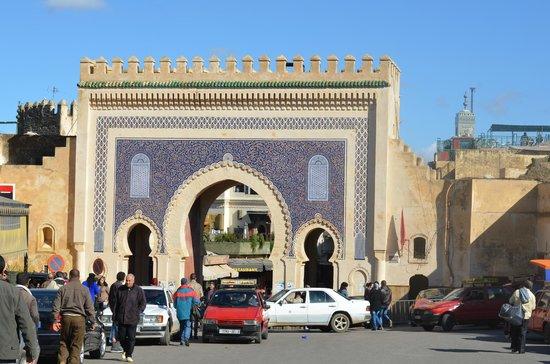 Bab Boujloud : La porta dal Fuori