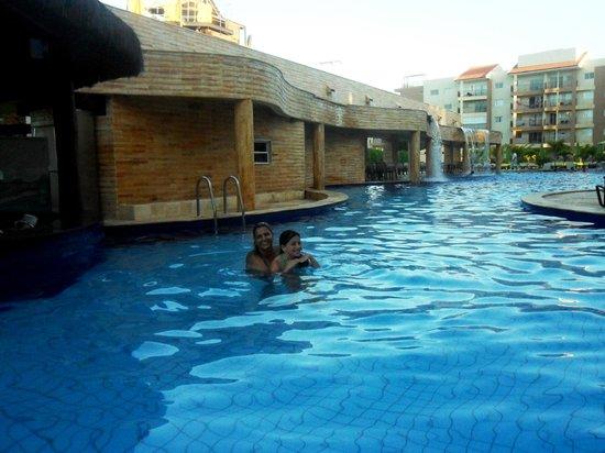 Wellness Beach Park Resort: Piscinas enormes em ambientes confortáveis