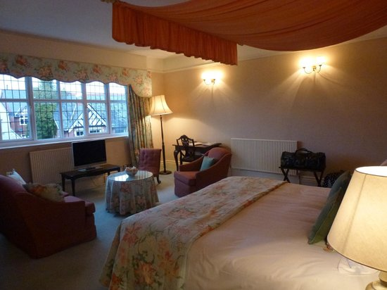 Colwall Park - Hotel, Bar & Restaurant : Room 2