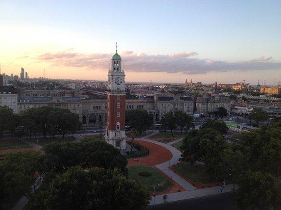 Sheraton Buenos Aires Hotel & Convention Center: Vista do 24 andar