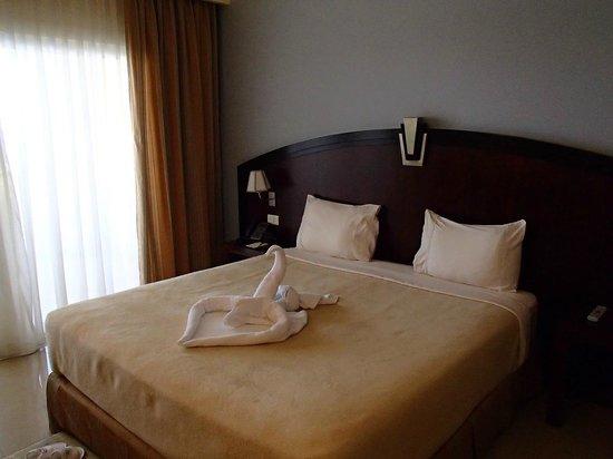 Stella Di Mare Beach Hotel & Spa: Наш номер