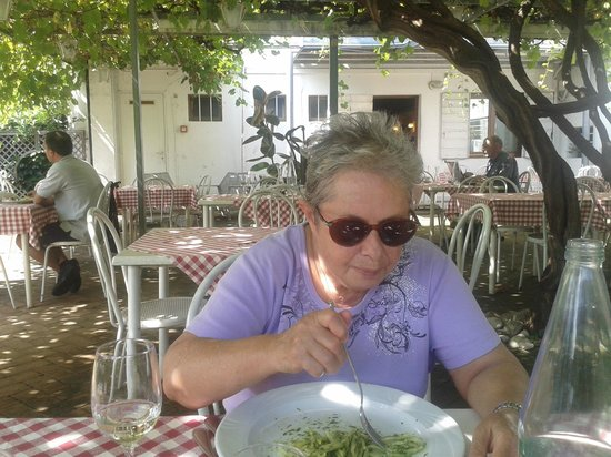 Osteria Da Vicino: Il Giardino