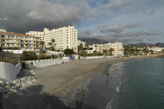 Hotel Riu Monica: Monica and beach