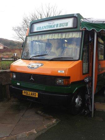 Grandma Pollards Chippy: Grandma's bus