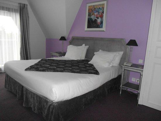 Best Western Plus Hostellerie Du Vallon : Notre chambre