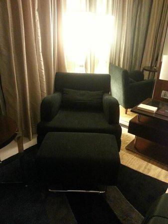 Vivanta by Taj Begumpet: luxury room
