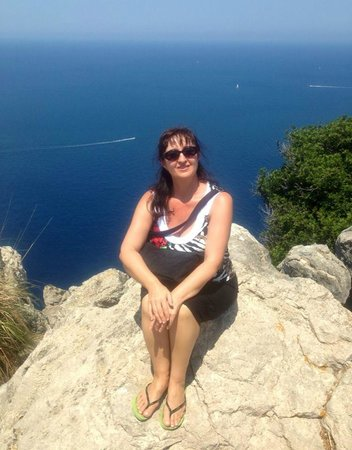 Cap de Formentor: Шикарный вид с мыса Форментор
