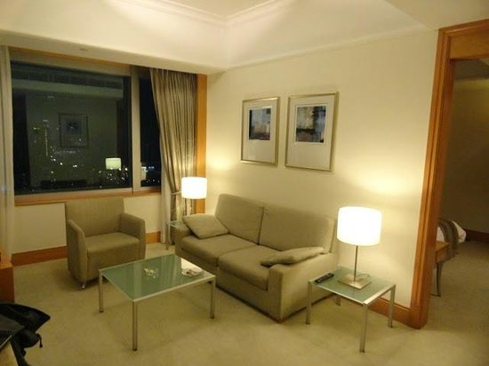 Metropark Hotel Causeway Bay Hong Kong: Our room