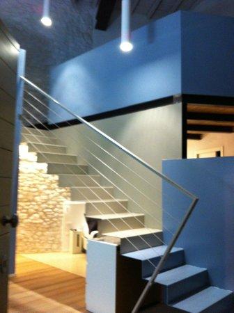 Villa Aruch: Departamento de 2 pisos