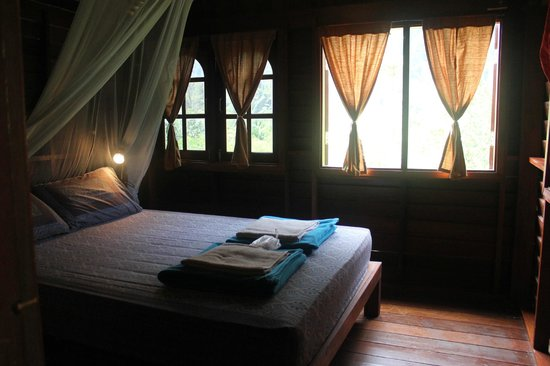 Phanom Bencha Mountain Resort: The room