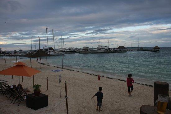 All Ritmo Cancún  Resort & Waterpark: Marina