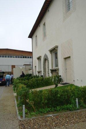 Villa Aruch : Entrada independiente del departamento