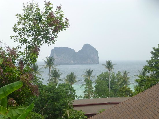 Kohhai Fantasy Resort & Spa : view from the room