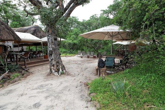 Tembe Elephant Park Accommodation: De Boma