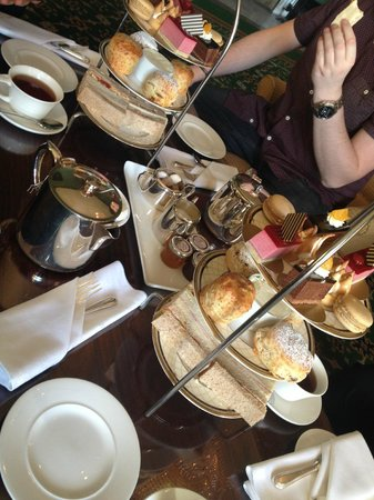 Wynyard Hall: Afternoon tea