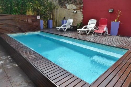 Circus Hostel & Hotel: Swimming pool