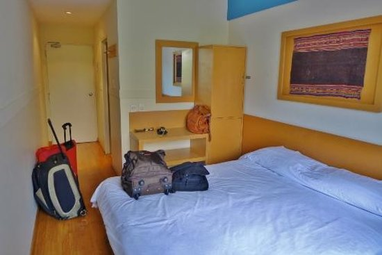 Circus Hostel & Hotel: The rooms are basic