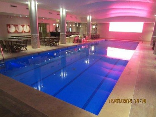 Haymarket Hotel : The gorgeous swimming pool