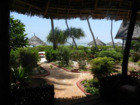 Villa Kiva Resort and Restaurant: sea view
