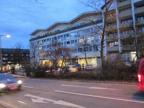 Hotel Koenigshof: Außenansicht