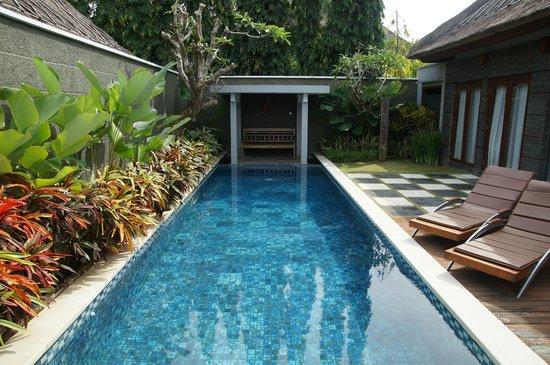 Abi Bali Resort & Villa: Our own pool