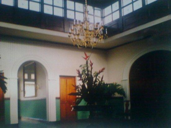 Hotel Britannia: hall
