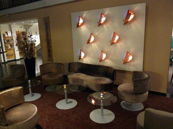 Hotel Viennart am Museumsquartier : Hall d'entrée