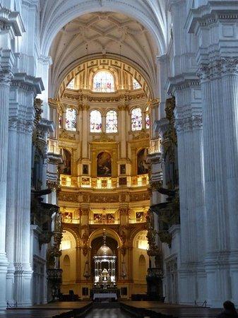 Santa Isabel la Real : Cathedral