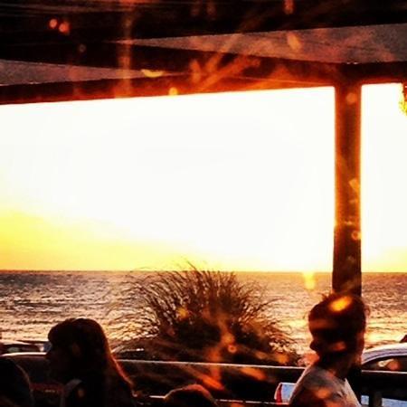 Boca Chica Puerto : por do sol