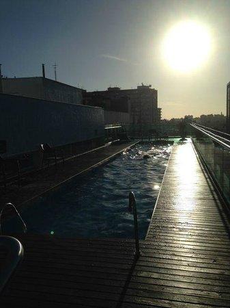 Hotel Laghetto Viverone Moinhos: Swimming pool