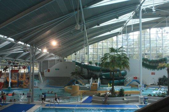 Sydney Olympic Park: sydney aquatic centre, la parte ludica.. ^^