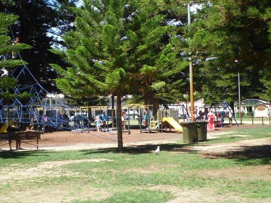 Fremantle Esplanade: Children Playground
