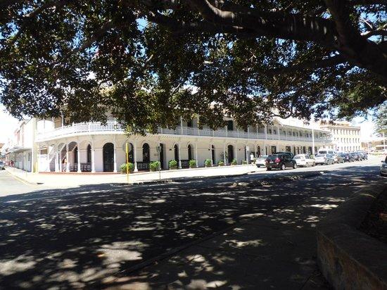 Esplanade Park: Esplanade Hotel