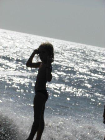 Playa Poneloya : sérénité