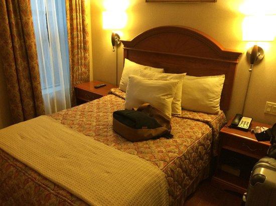 Belnord Hotel: 室内
