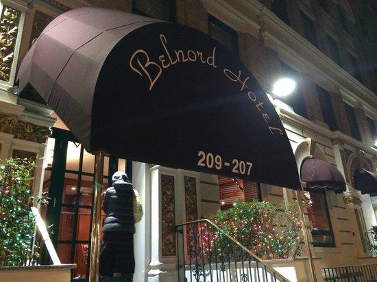 Belnord Hotel: 外観