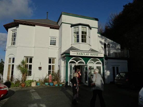 Dessert Picture Of Barclay House Restaurant Looe